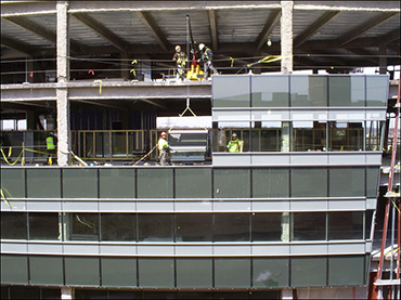 Glass Lifting and Glazing