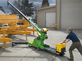 Portable Construction Crane