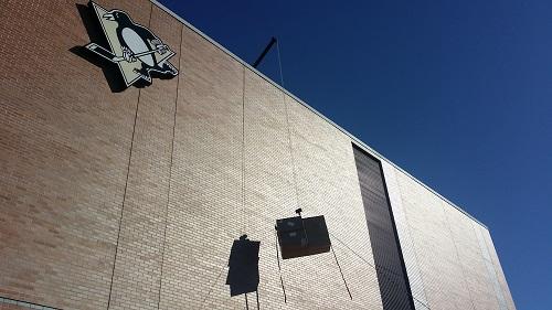 Portable Hvac Lifts : Hvac lift microcranes portable rooftop mini crane